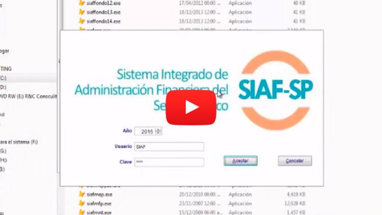 (VIDEO) Aprende a instalar el SIAF Demo paso a paso
