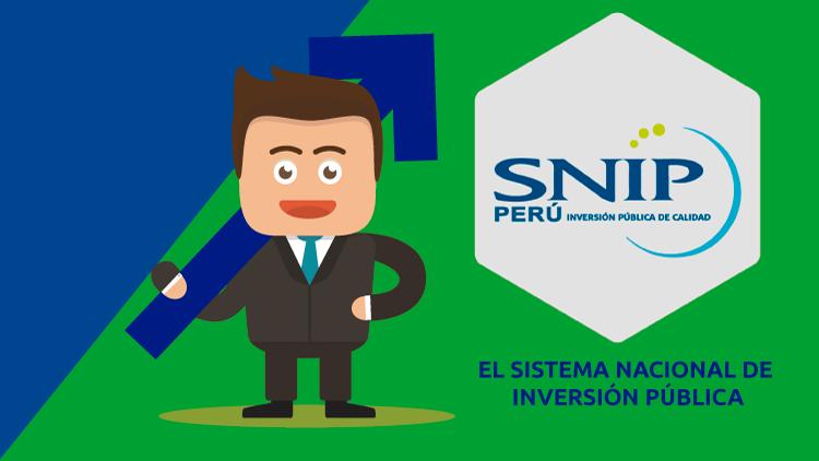 ¿Cuál es la finalidad del SNIP?