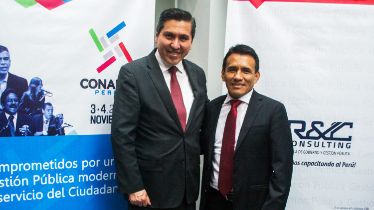 Victor Vargas Espejo, nuevo Director Académico de R&C Consulting.