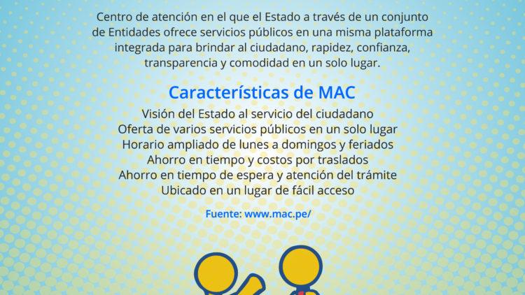 Centro MAC ¿Qué es el Centro de Mejor Atención al Ciudadano?