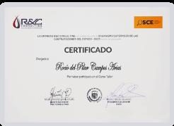 certificacion osce Contrataciones del estado I Curso Integral I Huaraz