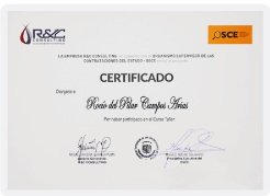certificacion osce Contrataciones del estado I Curso Integral