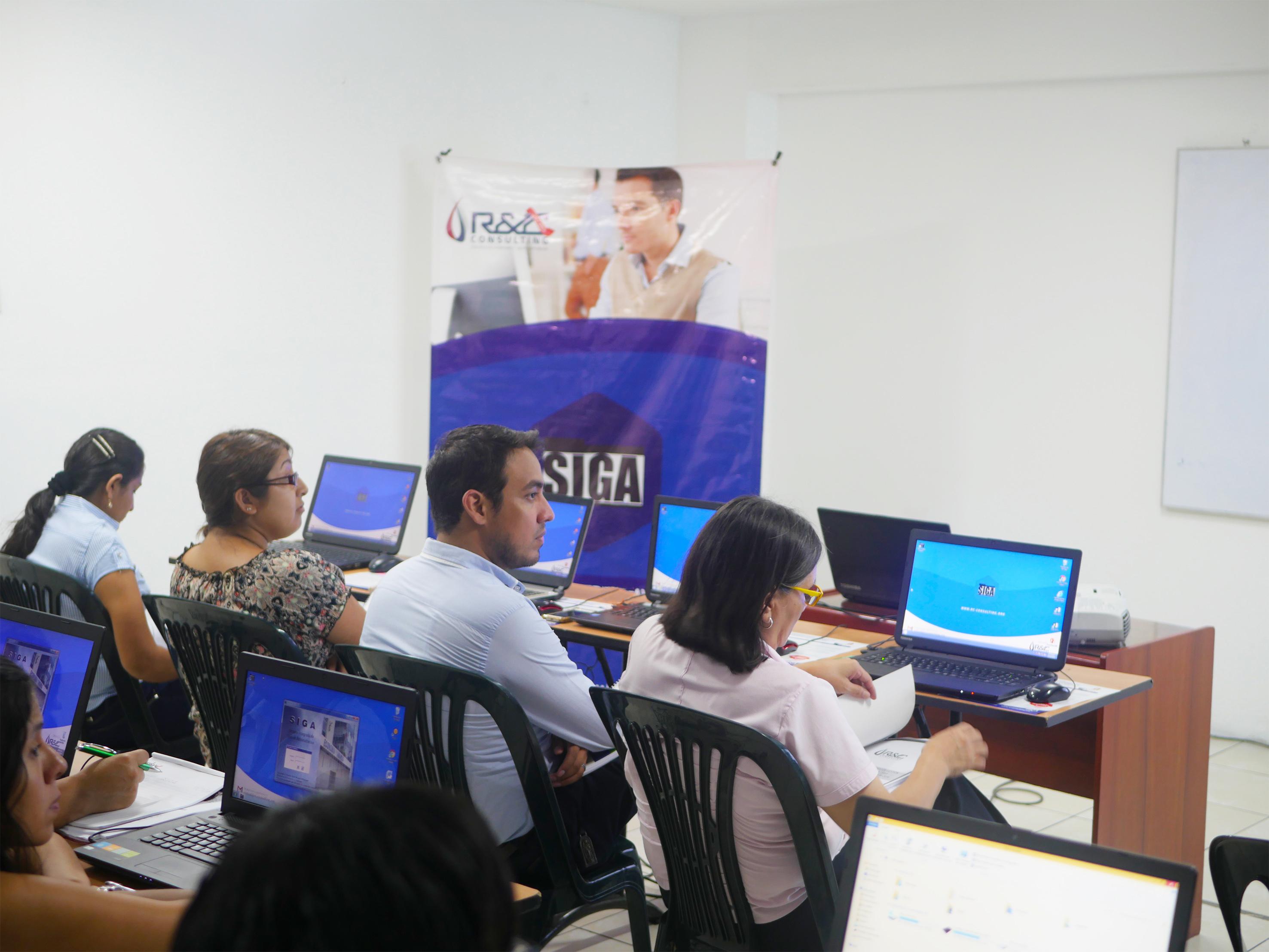 P1000175 Soporte SIAF   SIGA I Soluciones tecnicas de los sistemas gubernamentales