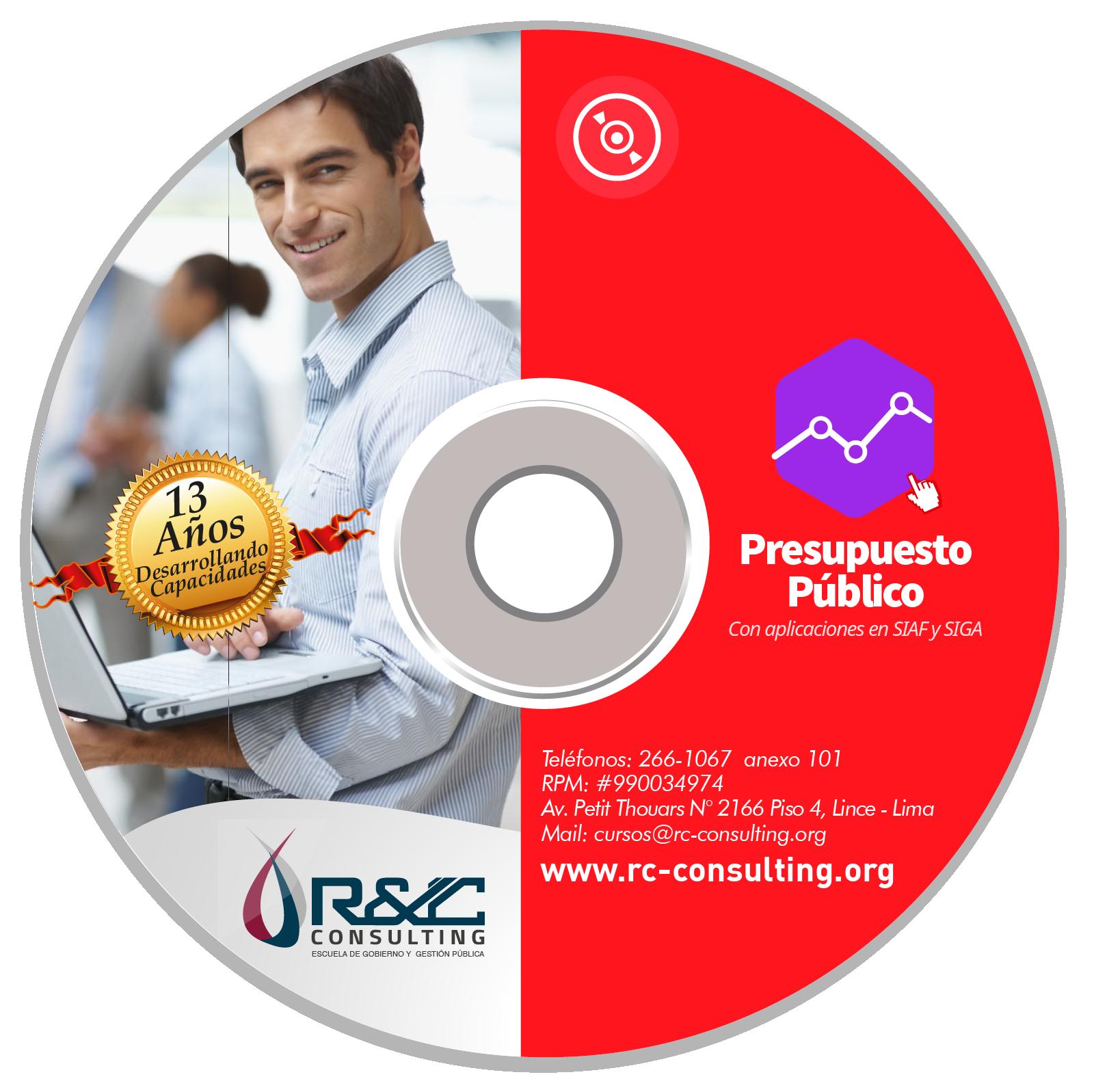 VIRTUAL PRESUPUESTOPUBLICO SIAF SIGA Capacitacion de Gestion Publica en DVD