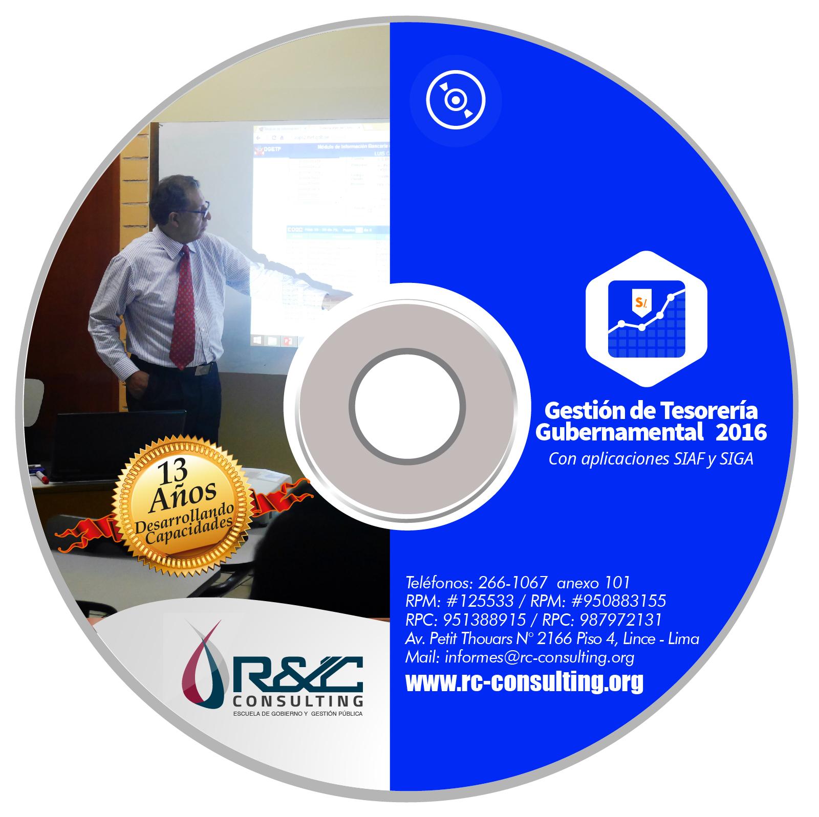 Capacitacion de Gestión Pública en DVD - diploma contrataciones
