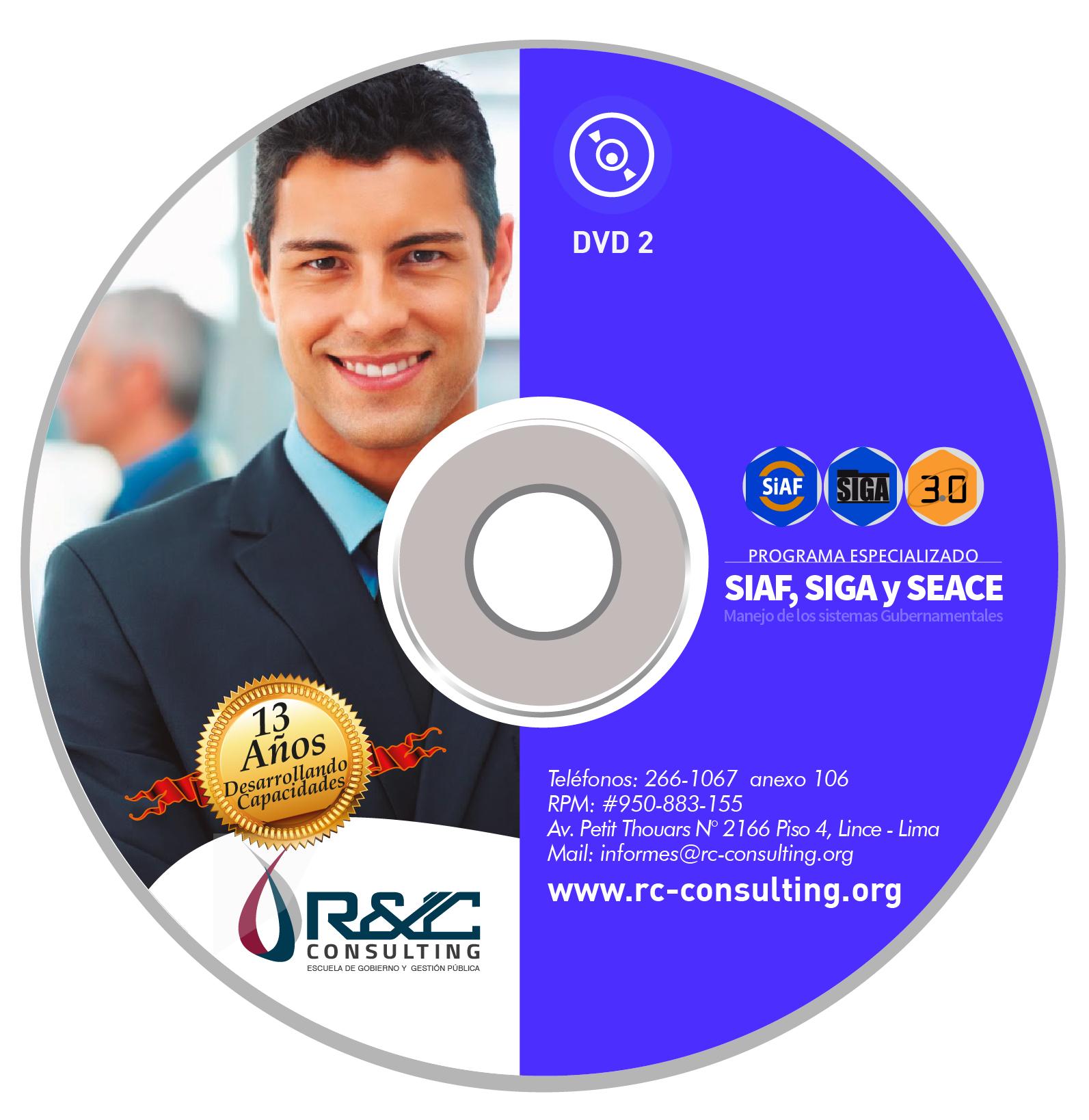 DIPLOMADO SSS2 Capacitacion de Gestion Publica en DVD