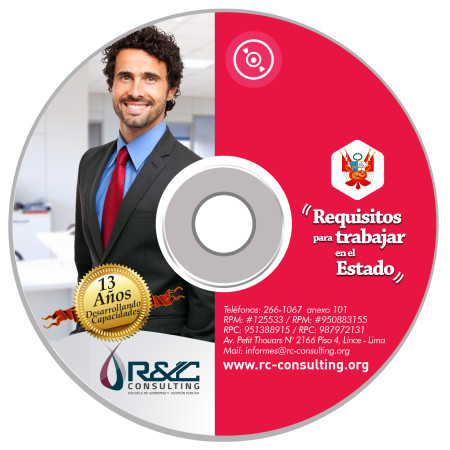 DVD VIRTUAL REQUISITOS PARA TRABAJAR EN EL ESTADO