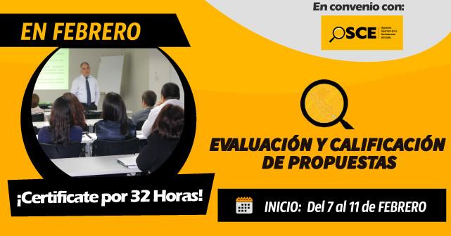 banner evaluacion y calificacion de propuestas 641x336 Contrataciones del estado I Curso Integral