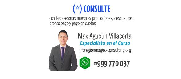 pago en linea max Contrataciones del estado I Curso Integral I Huaraz