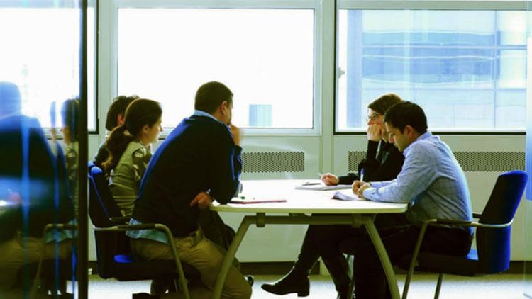 trabajo en equipo para el liderazgo colectivo